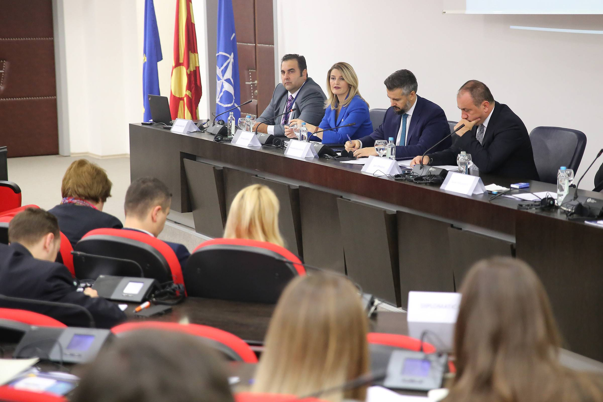 Minister Hoxha: Kosovo ready to gain from EU countries' experiences with regard to its integration path