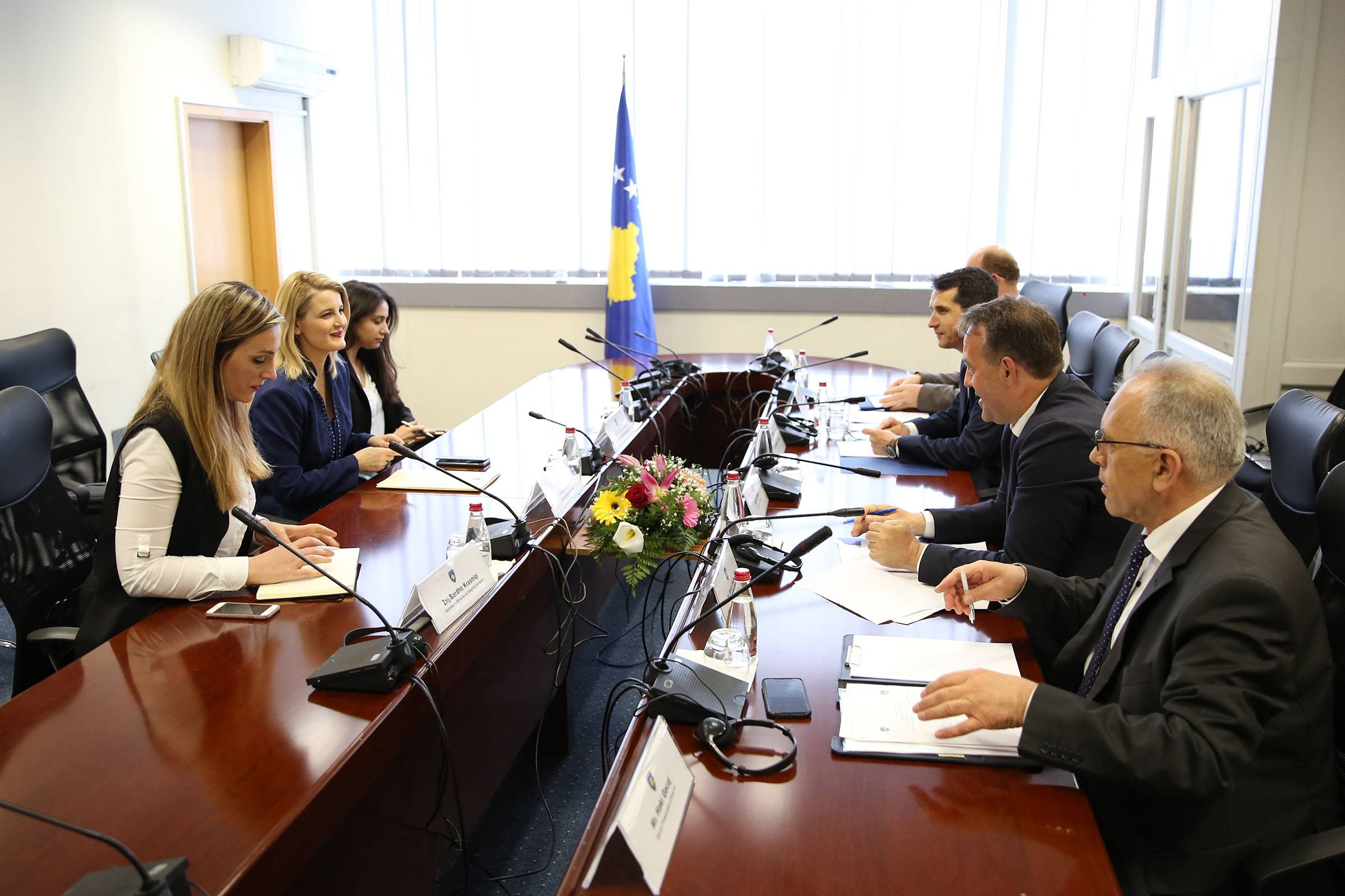 Minister Hoxha: Track-records among the fundamental indicators of the rule of law